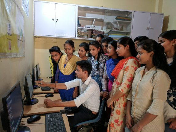 Youth in India seldom get trained to acquire skills