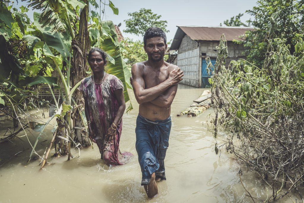 Assam flood victims prone to diseases