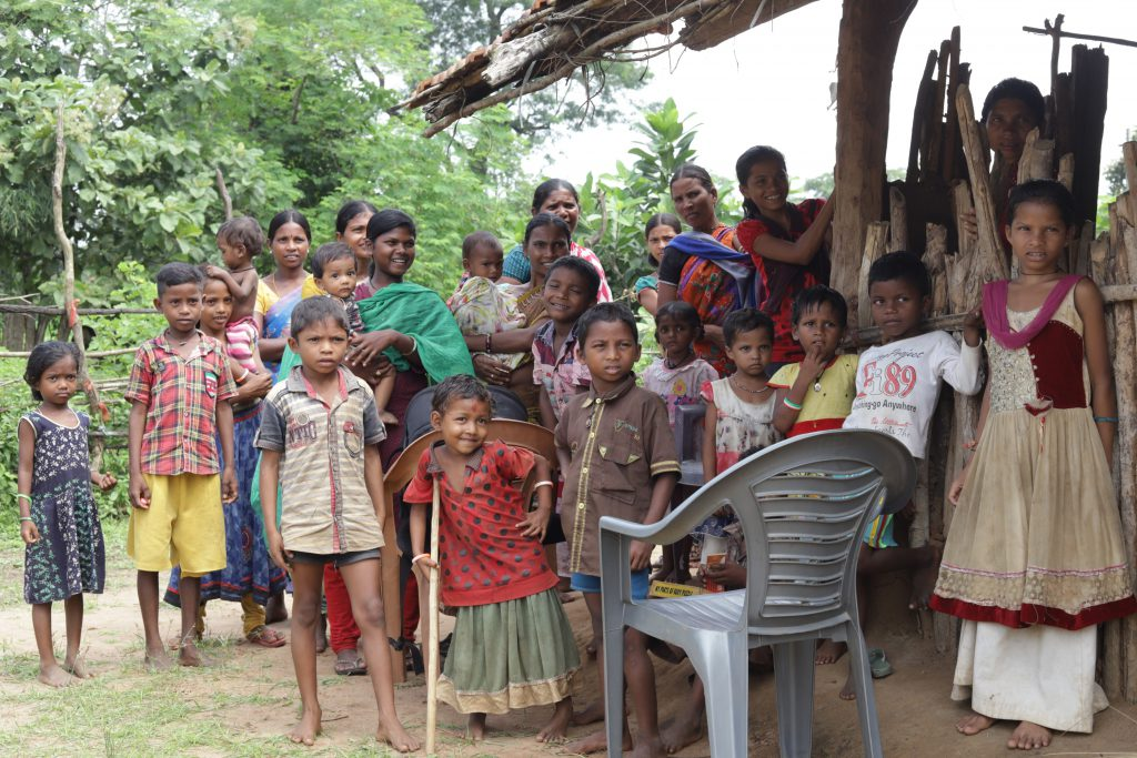 Healthcare and Education for the children of Telangana