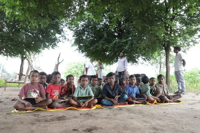 Healthcare and Education foe children in Telangana