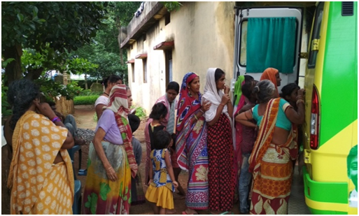 Health-care for people in Jaharkhand