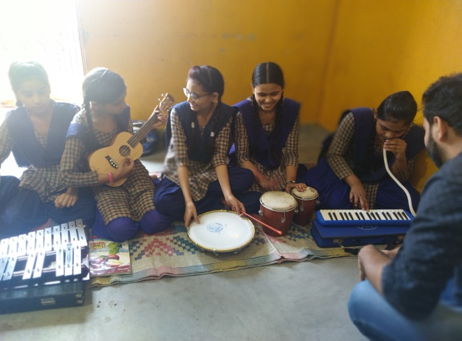 Music-making for emotional well-being during Covid-19