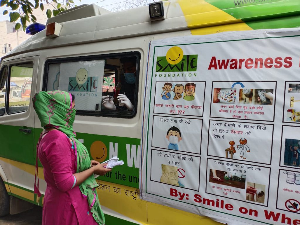 tele-medicine and tele-healthcare for the rural poor in India