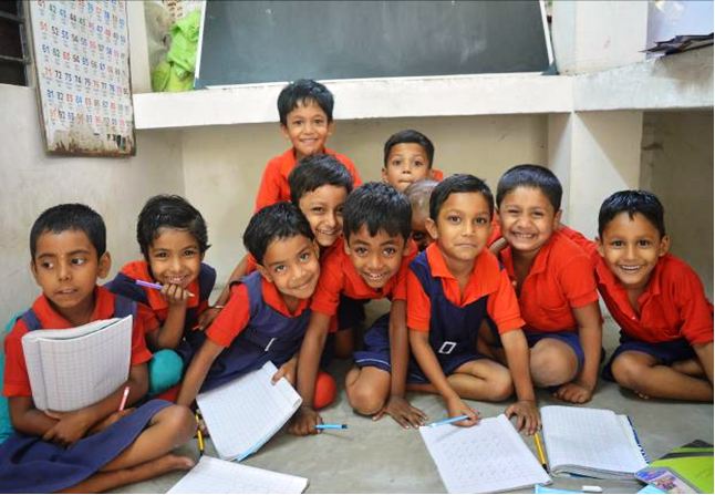 Transforming Anganwadi centres into child friendly spaces