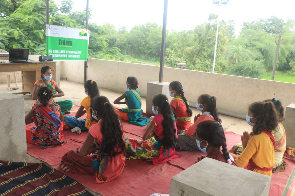Training women to become change makers