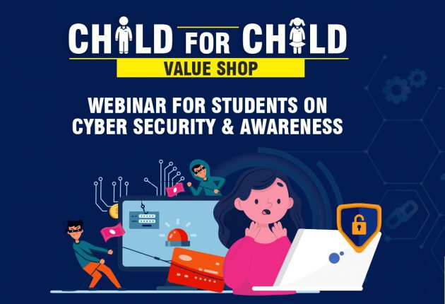 Workshop on Cyber security was held by Smile Foundation for school children
