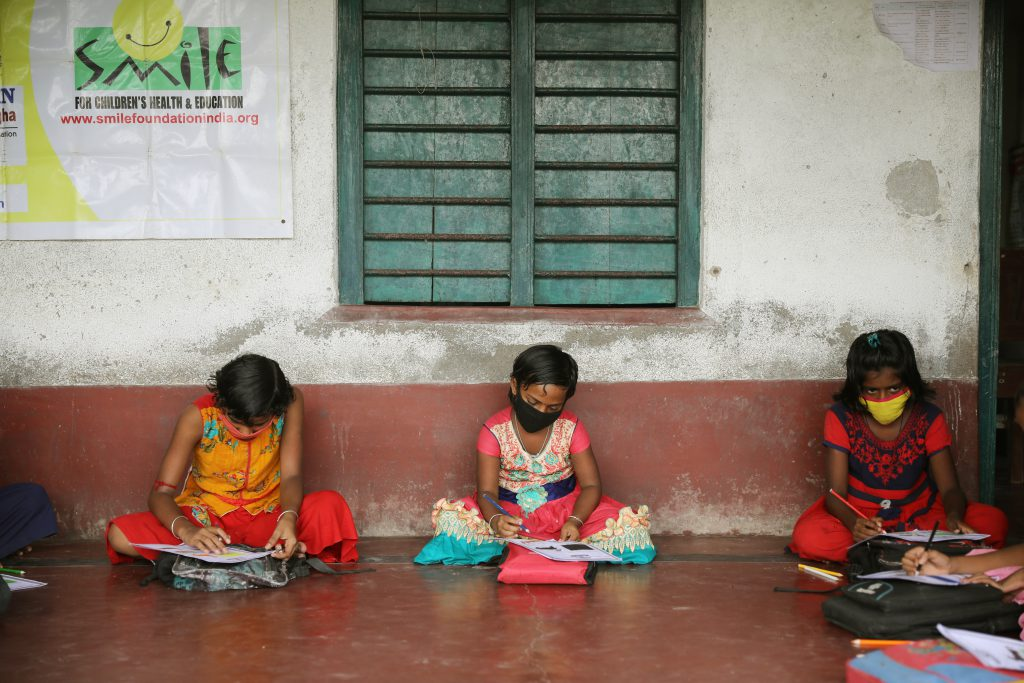 The role of NGOs in education is an important one