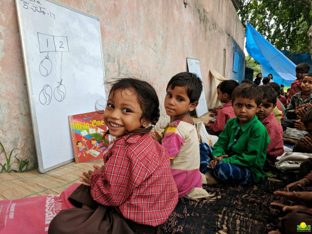 Smile Foundation works for poor child education in 23 states of India