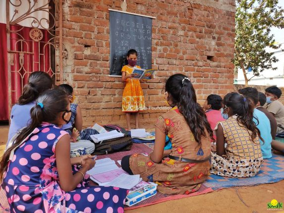 education for poor children is important to uplift the country