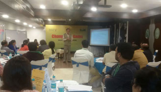 training for grass root NGO's