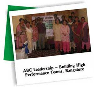 ABC Leadership-Building High Perfomance Teams, Bangalore