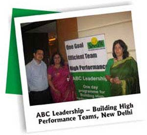 ABC Leadership-Building High Perfomance Teams, New Delhi
