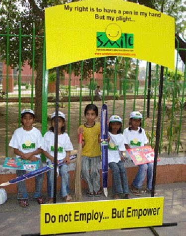 Child Rights in India | Right To Education And Health - Smile Foundation