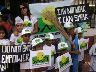 Child Rights Mumbai Rally