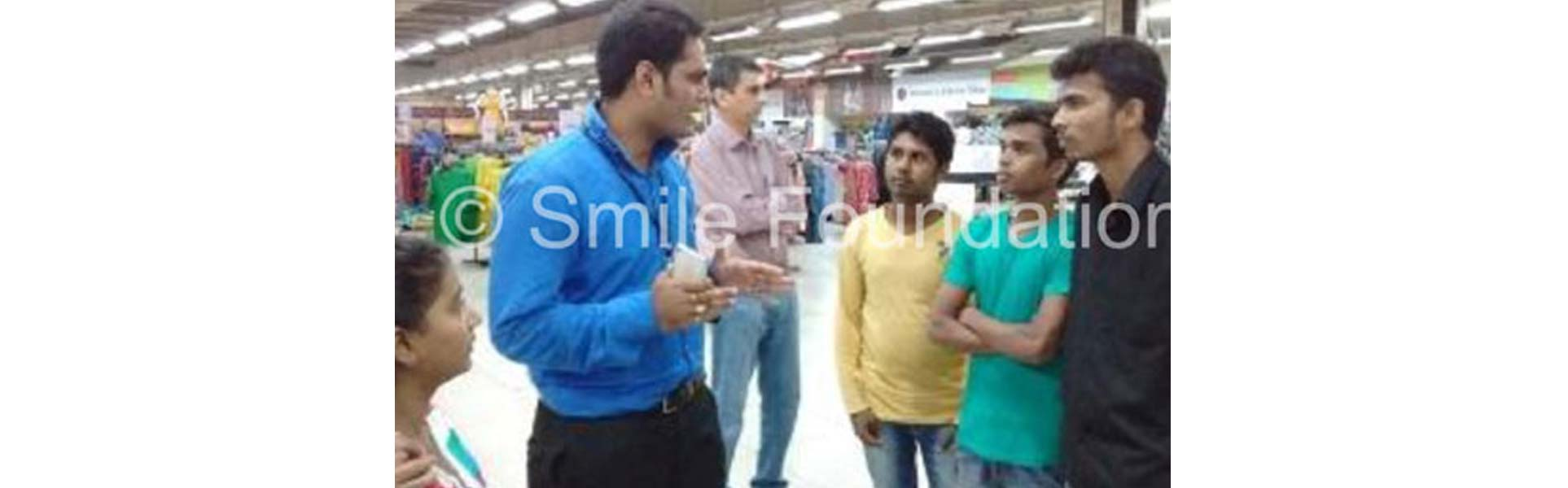 Exposure Visit at Hyper City Store