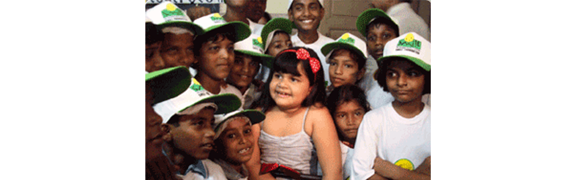 Saloni of gangu bai fame celebrates Anti Child Labour Day with Smile Foundation children