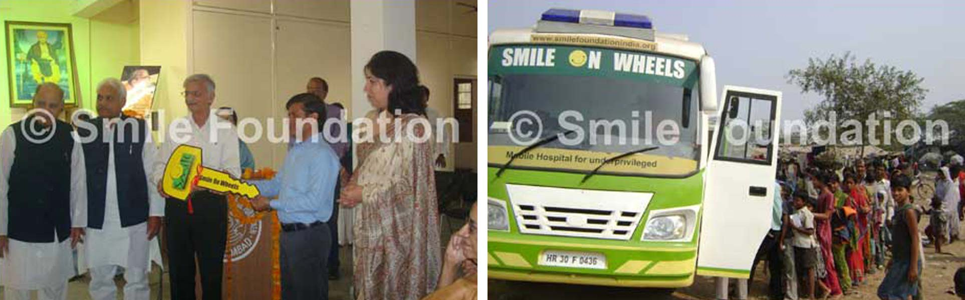 Smile launches 12th mobile hospital
