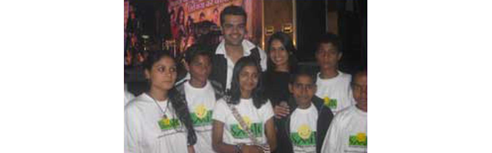 Star ya Rockstar stars celebrated Children's Day with Smile Foundation