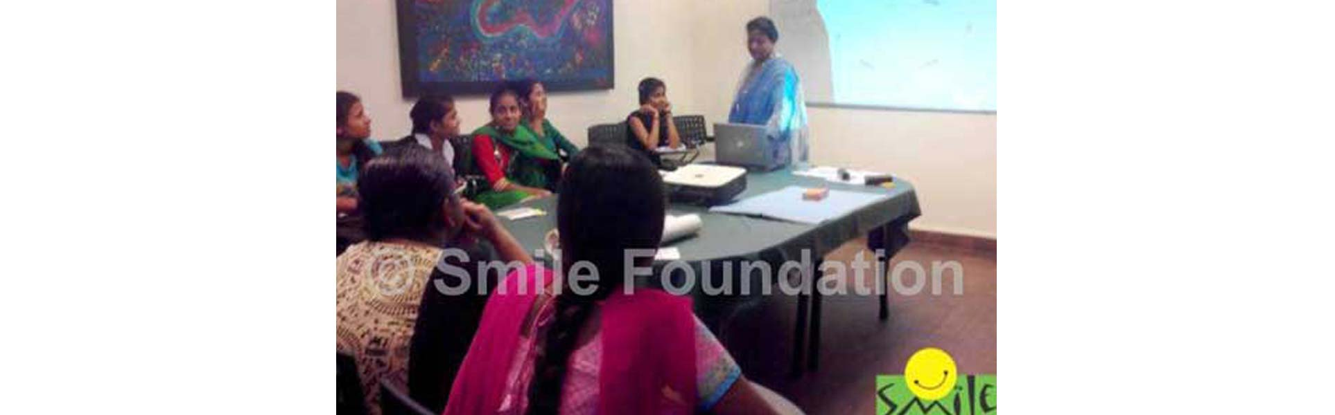 Two-day interactive training session held for Swabhiman scholars