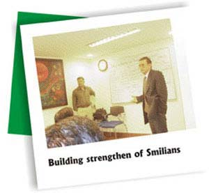 Building Strengthen of Smilians