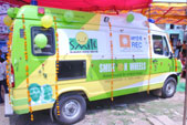 Smile on Wheels Launched in Ashoknagar, MP